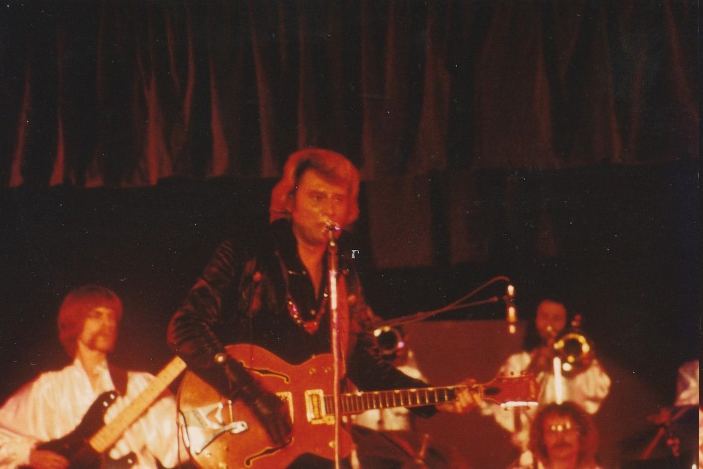 INÉDIT  :  JOHNNY HALLYDAY EN TOURNEE - HIVER 1978 -1979 ( PHOTOS INÉDITES )   Img_2634