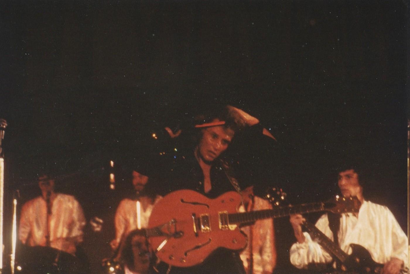 INÉDIT  :  JOHNNY HALLYDAY EN TOURNEE - HIVER 1978 -1979 ( PHOTOS INÉDITES )   Img_2636