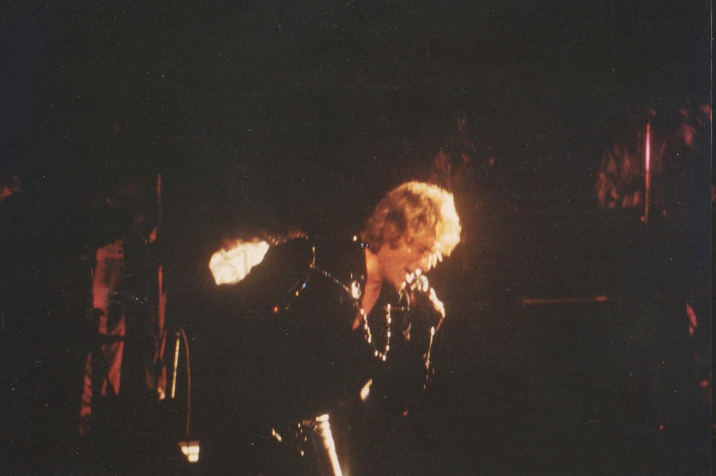 INÉDIT  :  JOHNNY HALLYDAY EN TOURNEE - HIVER 1978 -1979 ( PHOTOS INÉDITES )   Img_2637