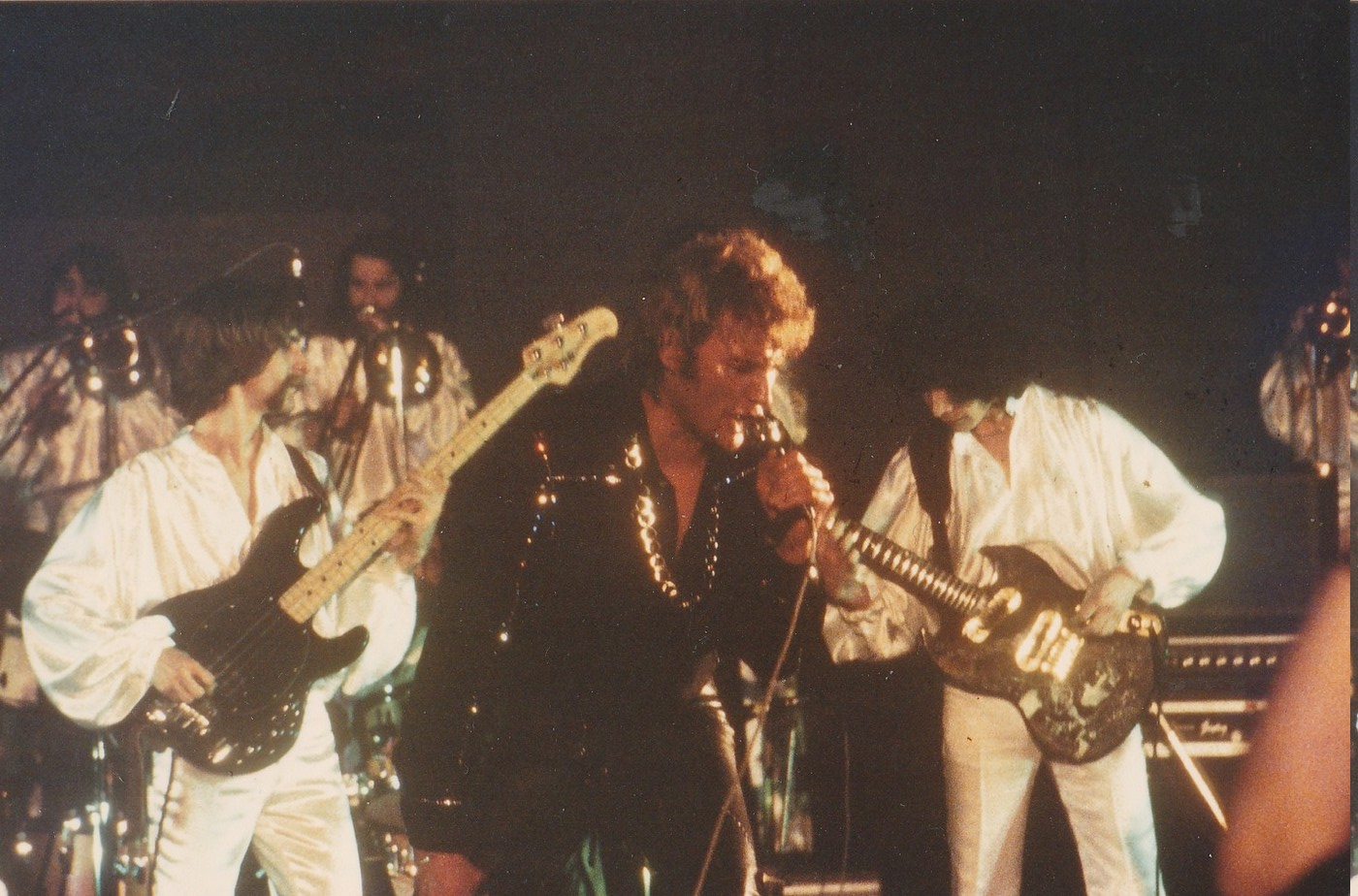 INÉDIT  :  JOHNNY HALLYDAY EN TOURNEE - HIVER 1978 -1979 ( PHOTOS INÉDITES )   Img_2638
