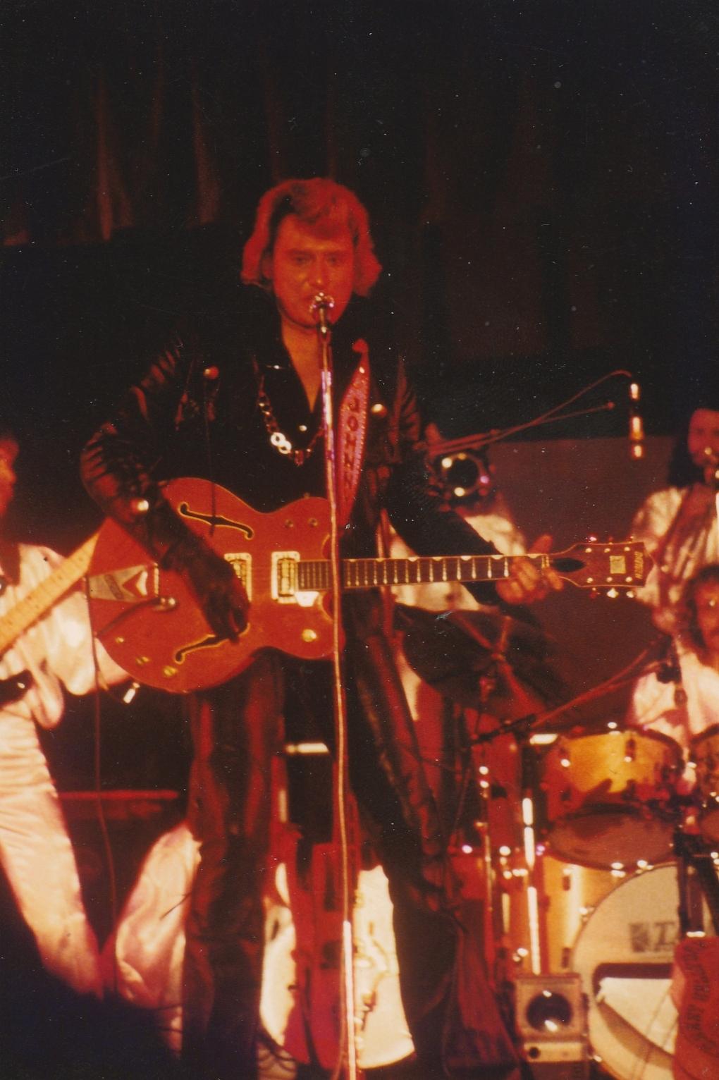 INÉDIT  :  JOHNNY HALLYDAY EN TOURNEE - HIVER 1978 -1979 ( PHOTOS INÉDITES )   Img_2639