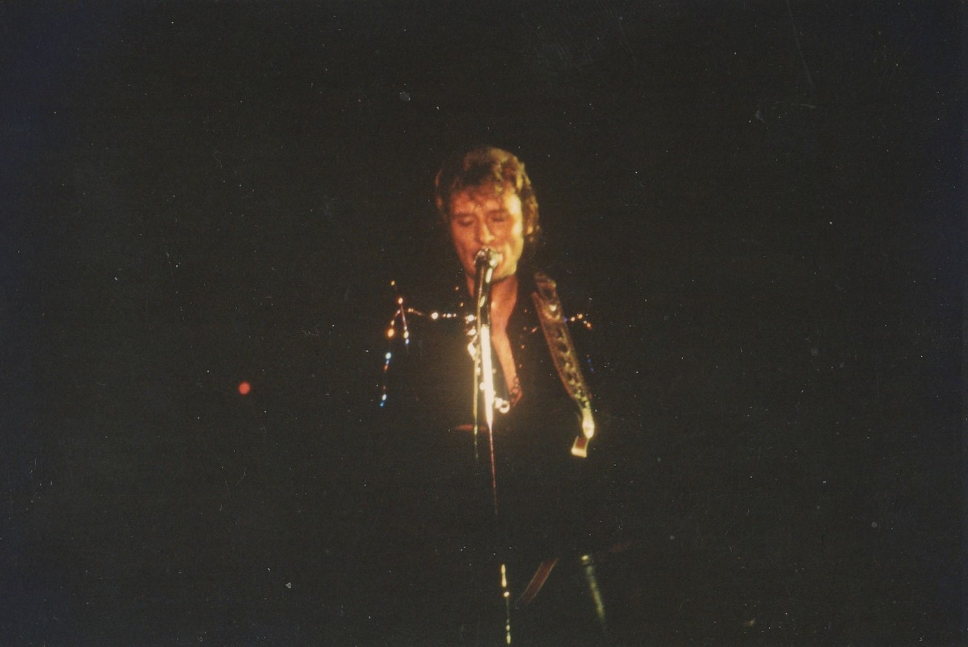 INÉDIT  :  JOHNNY HALLYDAY EN TOURNEE - HIVER 1978 -1979 ( PHOTOS INÉDITES )   Img_2641