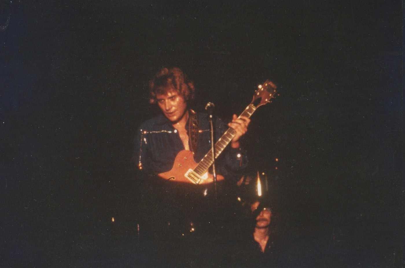 INÉDIT  :  JOHNNY HALLYDAY EN TOURNEE - HIVER 1978 -1979 ( PHOTOS INÉDITES )   Img_2642