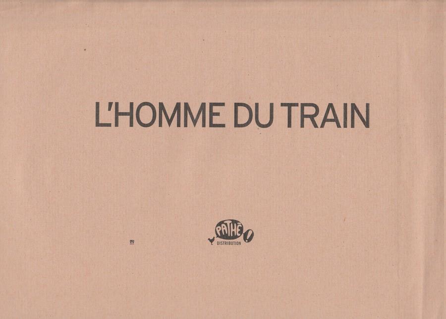 LES FILMS DE JOHNNY 'L'HOMME DU TRAIN' 2002 Img_2711