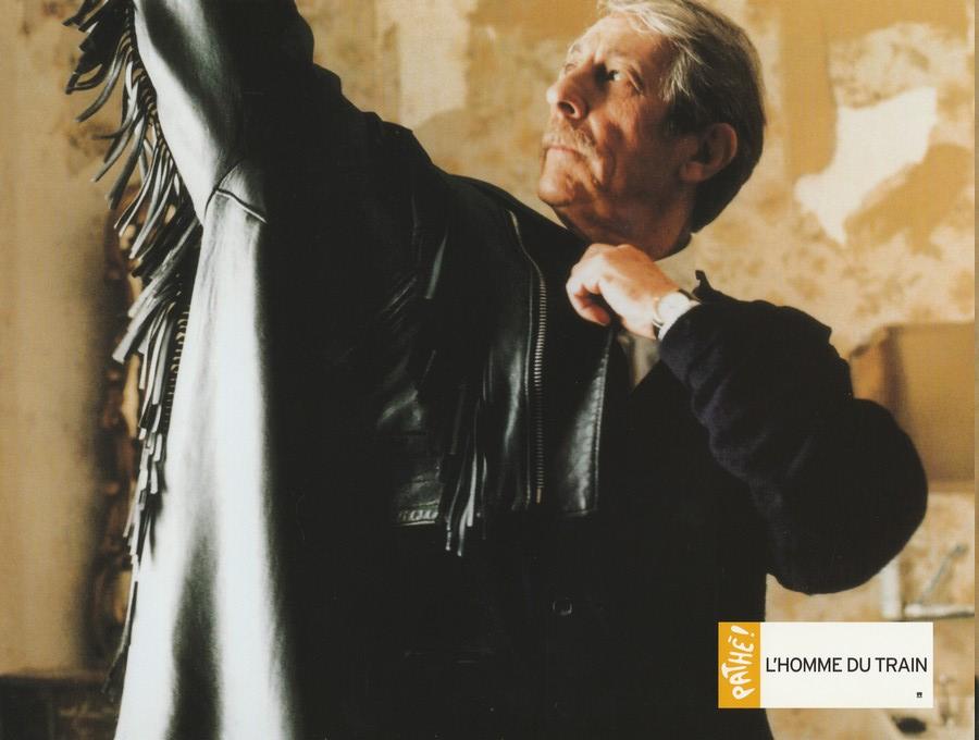 LES FILMS DE JOHNNY 'L'HOMME DU TRAIN' 2002 Img_2713