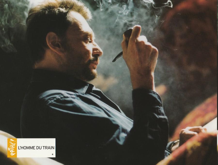 LES FILMS DE JOHNNY 'L'HOMME DU TRAIN' 2002 Img_2716