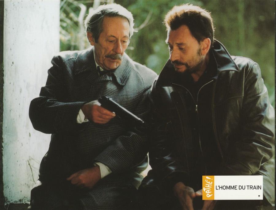 LES FILMS DE JOHNNY 'L'HOMME DU TRAIN' 2002 Img_2717