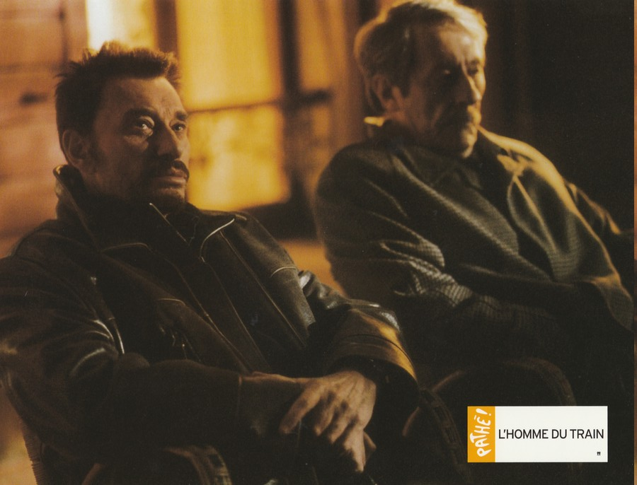 LES FILMS DE JOHNNY 'L'HOMME DU TRAIN' 2002 Img_2719