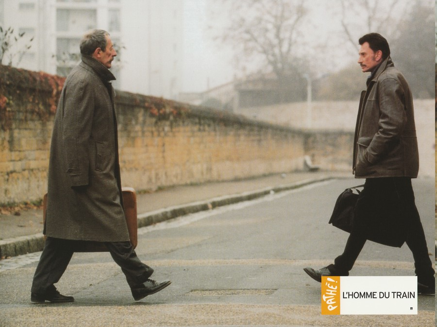LES FILMS DE JOHNNY 'L'HOMME DU TRAIN' 2002 Img_2720
