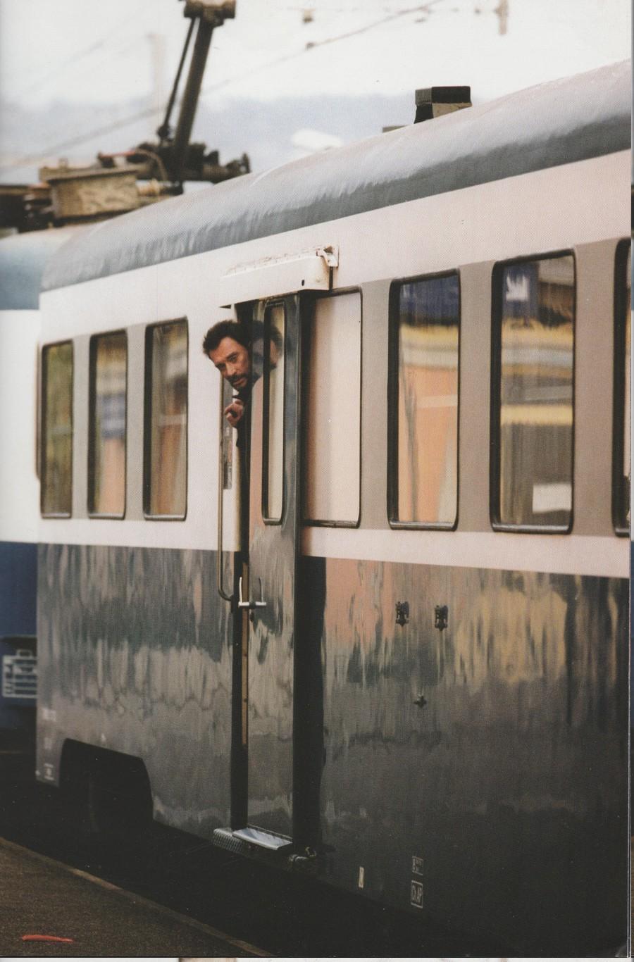 LES FILMS DE JOHNNY 'L'HOMME DU TRAIN' 2002 Img_2738