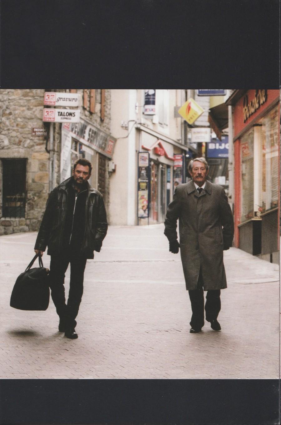 LES FILMS DE JOHNNY 'L'HOMME DU TRAIN' 2002 Img_2743