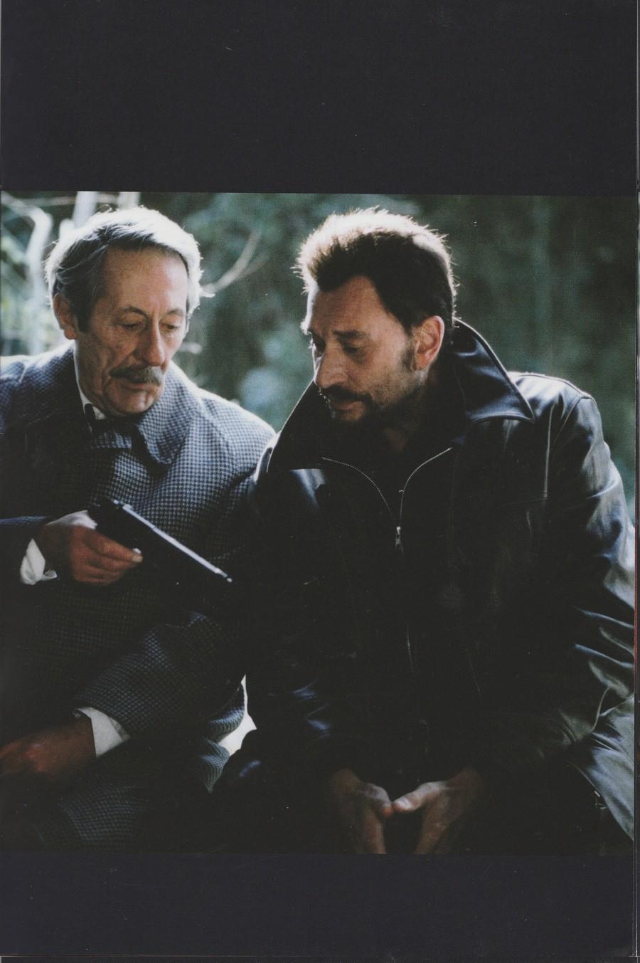 LES FILMS DE JOHNNY 'L'HOMME DU TRAIN' 2002 Img_2753