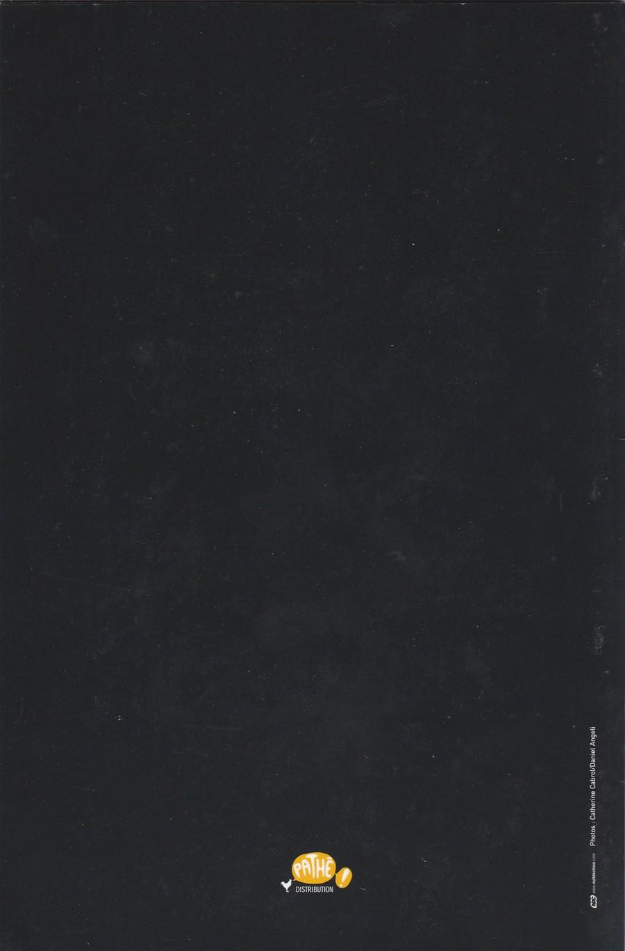 LES FILMS DE JOHNNY 'L'HOMME DU TRAIN' 2002 Img_2756