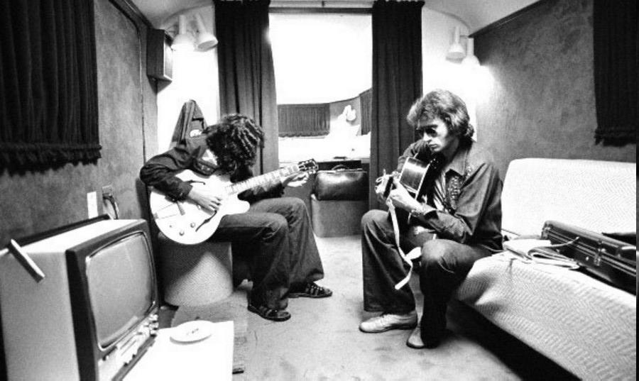 LES CONCERTS DE JOHNNY 'TOURNEE JOHNNY CIRCUS 1972' Interi11