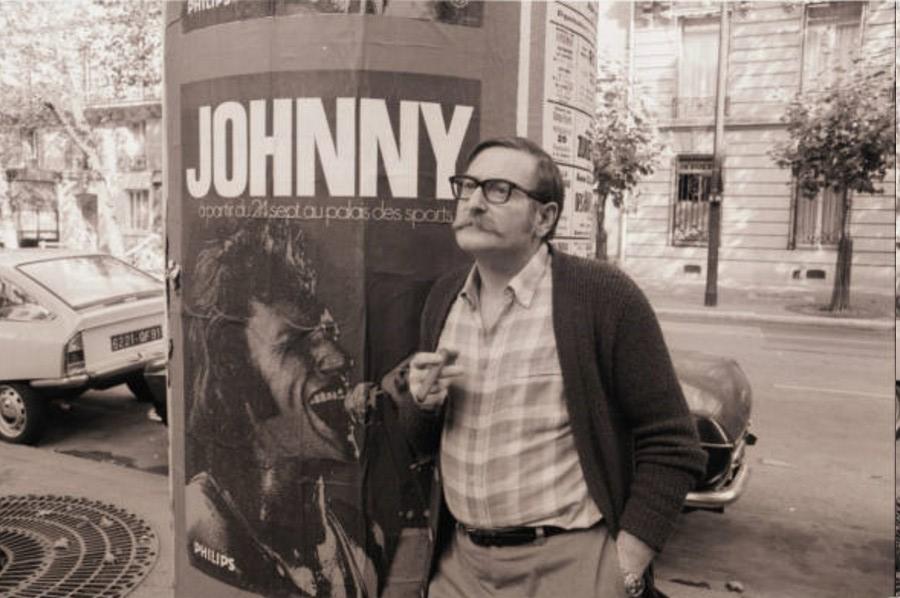 LES CONCERTS DE JOHNNY 'PALAIS DES SPORTS 1971' Jacque10