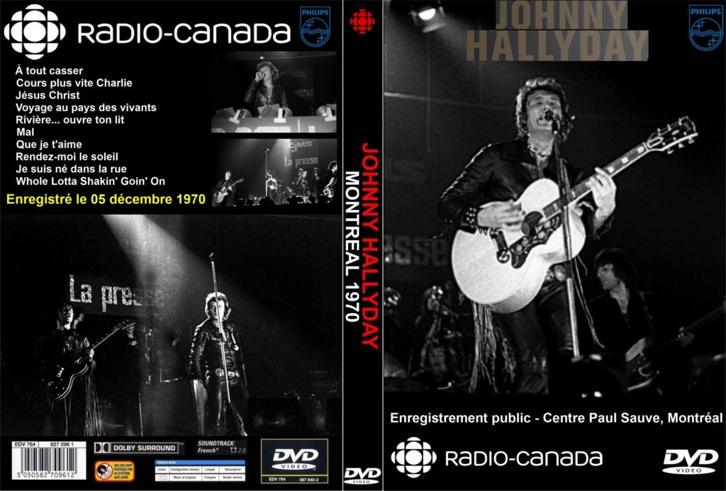 LES CONCERTS DE JOHNNY 'MONTREAL, CANADA 1970' Jaquet13