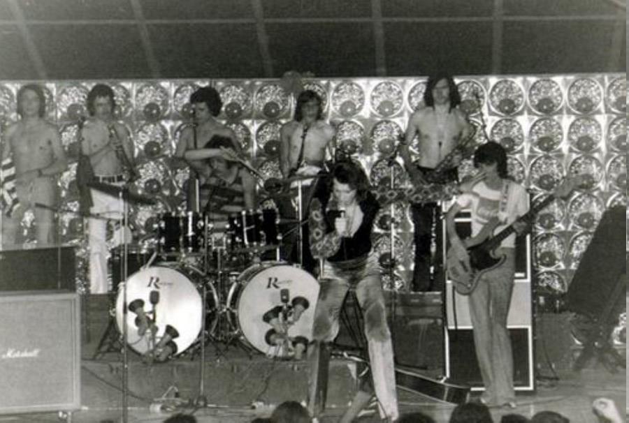 LES CONCERTS DE JOHNNY 'TOURNEE JOHNNY CIRCUS 1972' Jc0912
