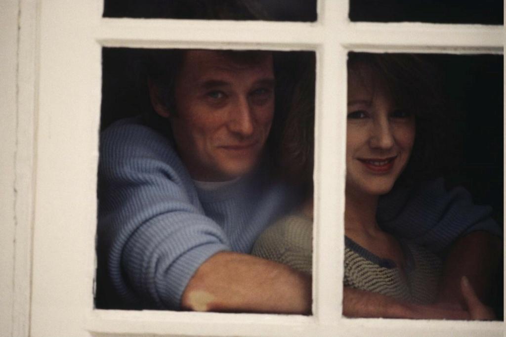 PROPRIETE OU A RESIDE JOHNNY HALLYDAY ( 5/10 ) 'L'ETANG LA VILLE' ( 1982-1986 ) Johnn110