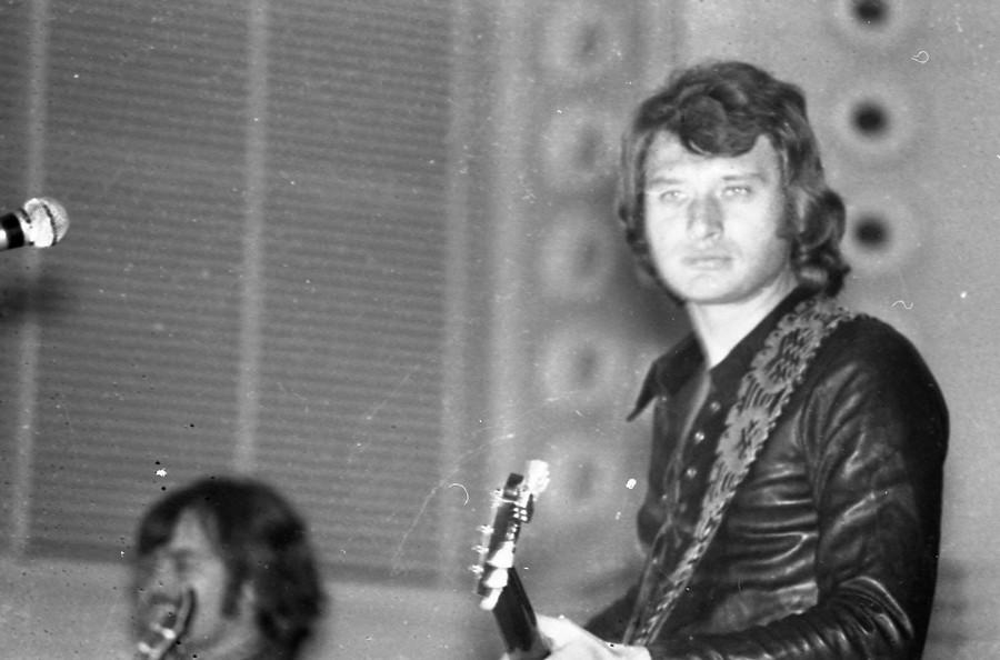 LES CONCERTS DE JOHNNY 'DIJON 1970' Johnn129
