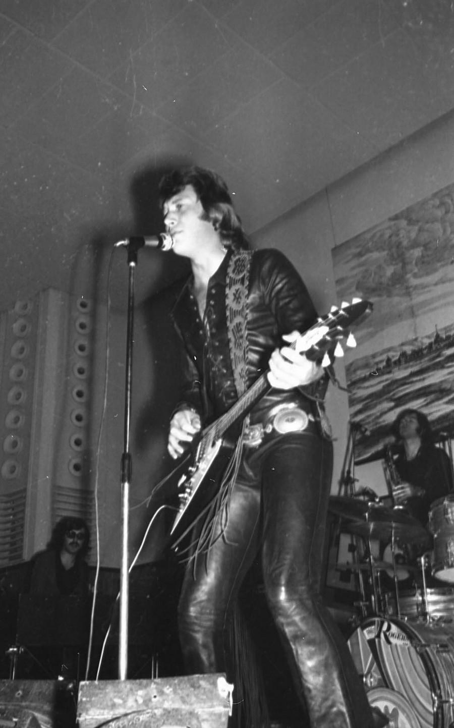 LES CONCERTS DE JOHNNY 'DIJON 1970' Johnn130