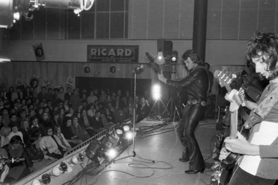 LES CONCERTS DE JOHNNY 'DIJON 1970' Johnn132
