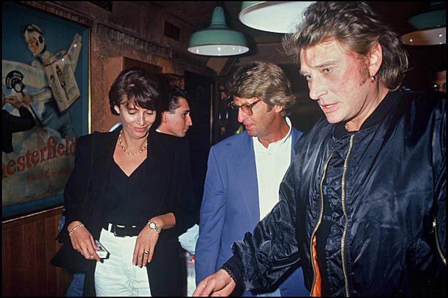LES CONCERTS DE JOHNNY 'PARC DES PRINCES, PARIS 1993' Johnn156