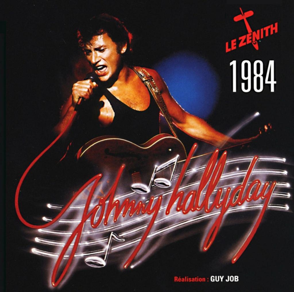 LES CONCERTS DE JOHNNY 'LE ZENITH DE PARIS 1984' Johnn197