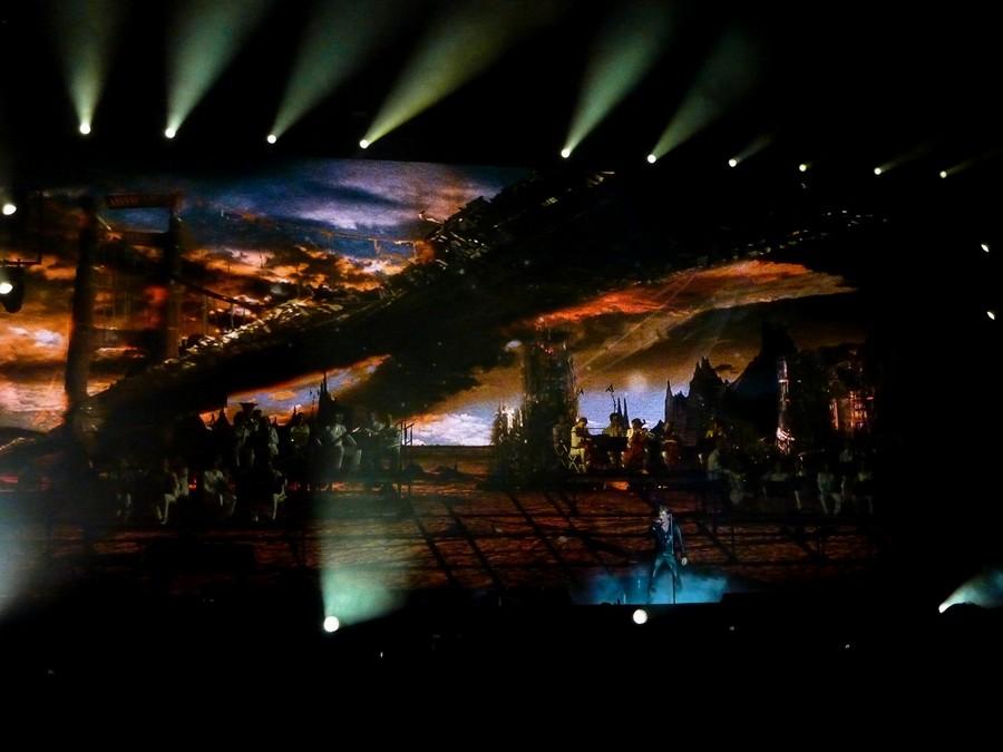 LES CONCERTS DE JOHNNY 'STADE DE FRANCE, SAINT-DENIS 2012' Johnn263