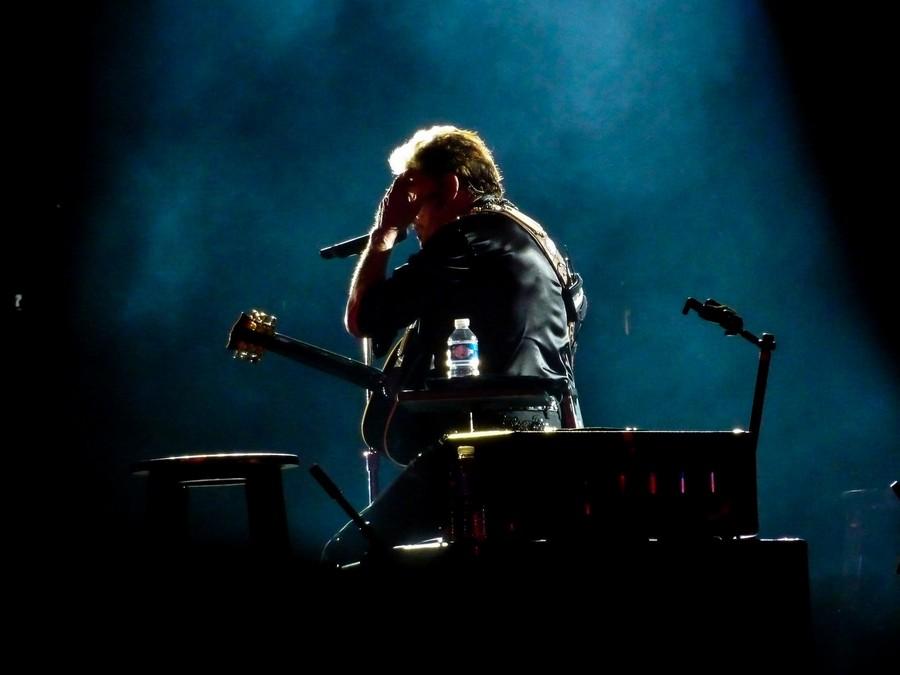 LES CONCERTS DE JOHNNY 'STADE DE FRANCE, SAINT-DENIS 2012' Johnn287