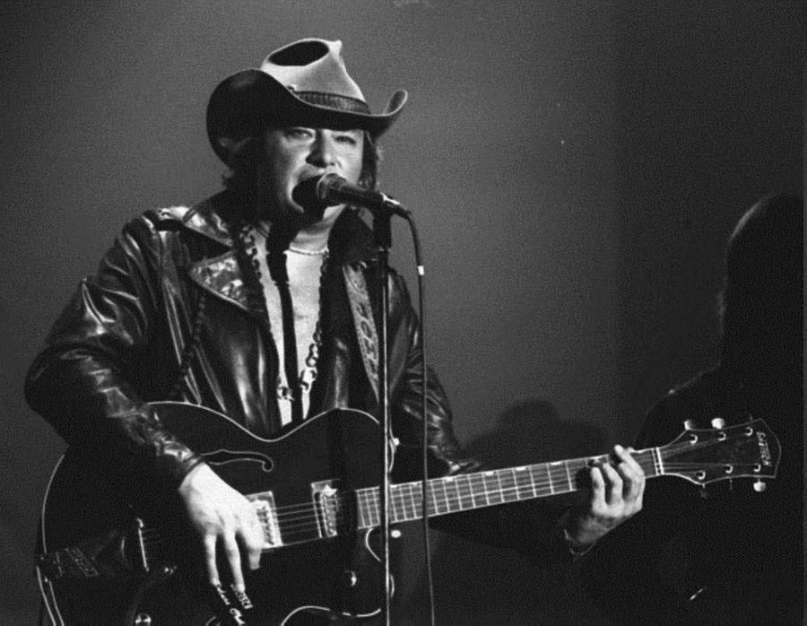 LES CONCERTS DE JOHNNY 'TOURNEE NIGHT RIDER BAND TOUR 1981' Johnn388