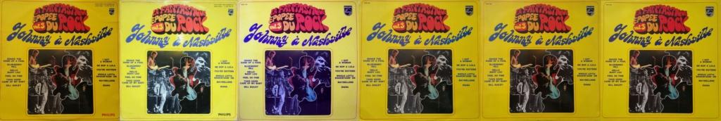 JOHNNY HALLYDAY A NASHVILLE ( 33 TOURS )( TOUTES LES EDITIONS )( 1968 - 1982 ) Johnny34