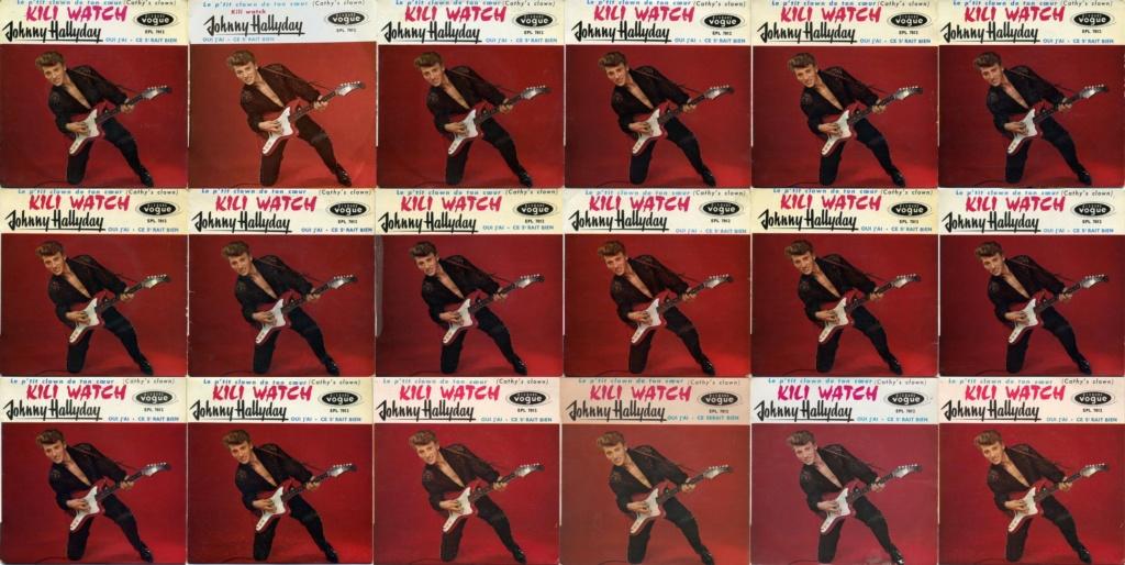 KILI WATCH ( 45 TOURS )( TOUTES LES EDITIONS )( 1960 - 1968 ) Kili_w11