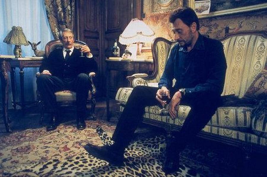 LES FILMS DE JOHNNY 'L'HOMME DU TRAIN' 2002 L-homm11