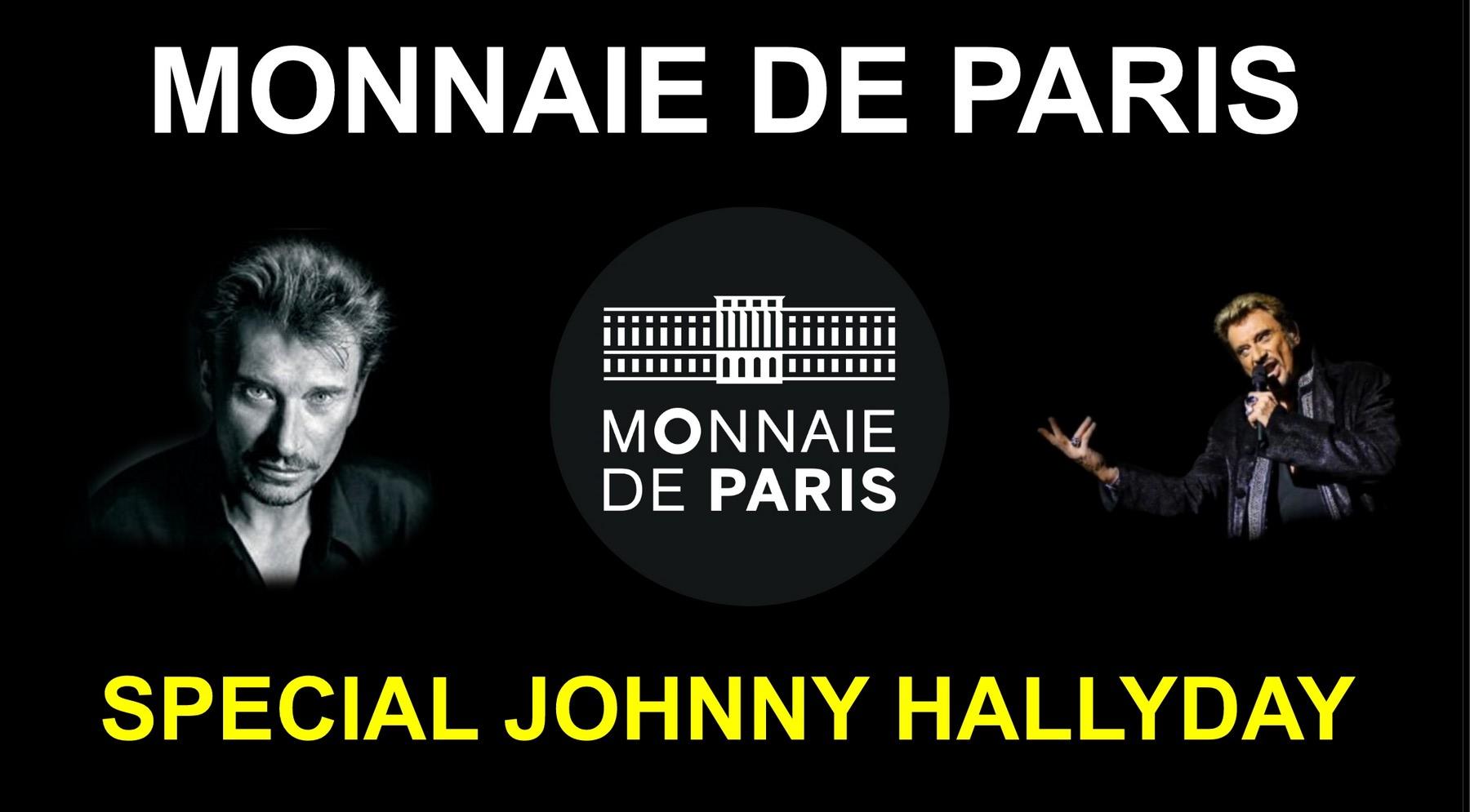 MONNAIE DE PARIS - JOHNNY HALLYDAY - 60 ANS DE SOUVENIRS ( 2020 ) Langfr12