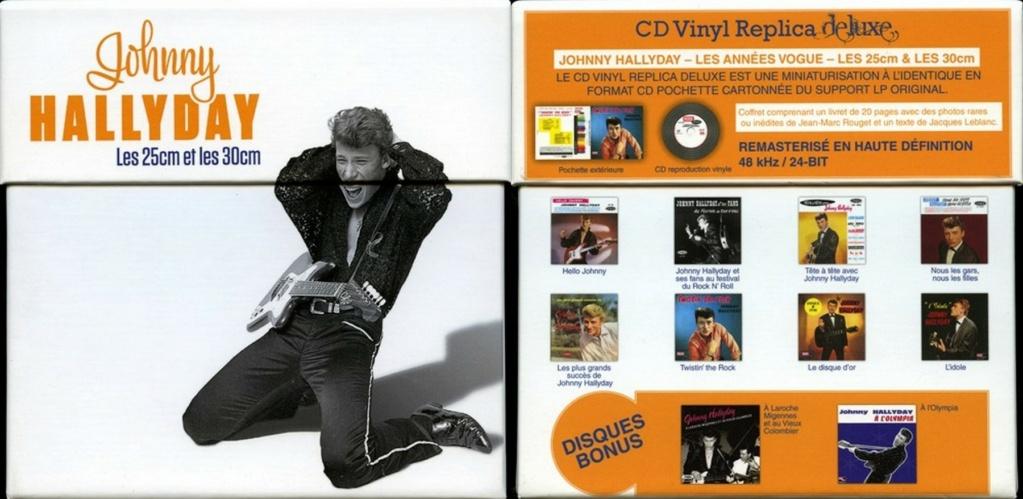 COFFRET 'LES 25CM ET LES 30CM VOGUE' ( COFFRET 10  CD ( 2012 ) Les_2510