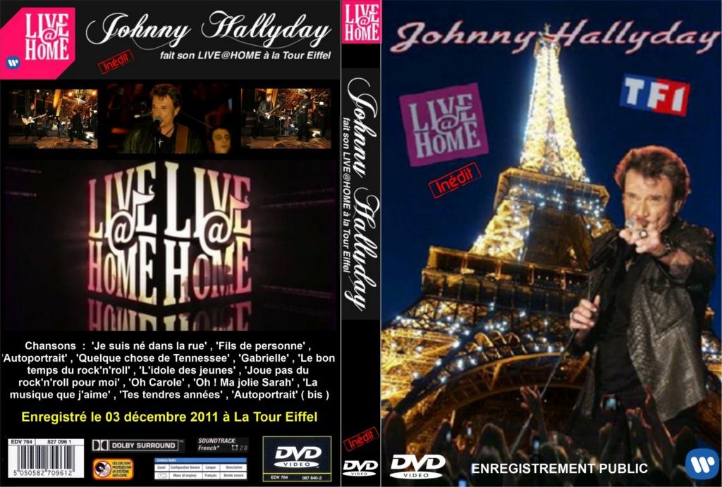 LES CONCERTS DE JOHNNY 'LA TOUR EIFFEL, PARIS 2011' Liveho10