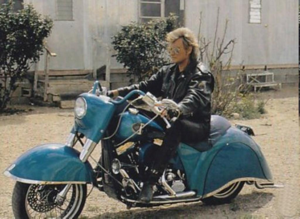HARLEY DAVIDSON SOFTAIL 1340 HERITAGE ( 1990 ) Moto_l12