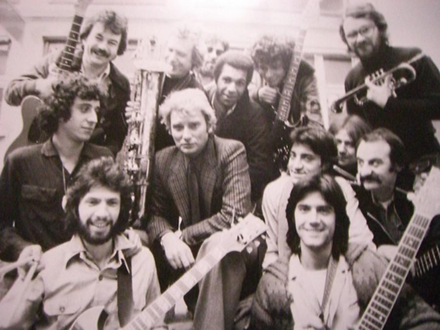 LES CONCERTS DE JOHNNY 'AUXERRE 1978' Musici16