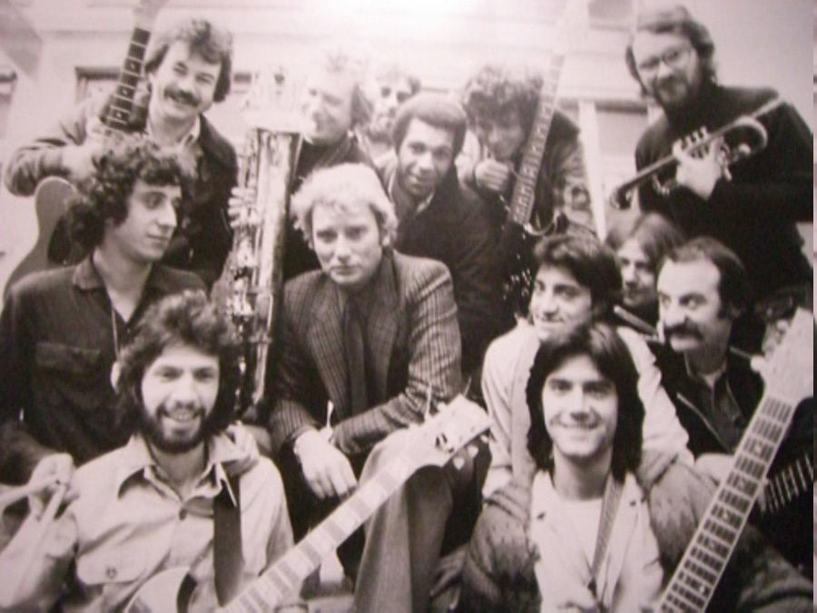 LES CONCERTS DE JOHNNY 'FRIBOURG, SUISSE 1978' Musici17