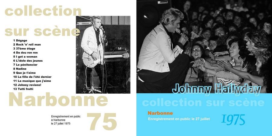 LES CONCERTS DE JOHNNY 'NARBONNE 1975' Narbon10