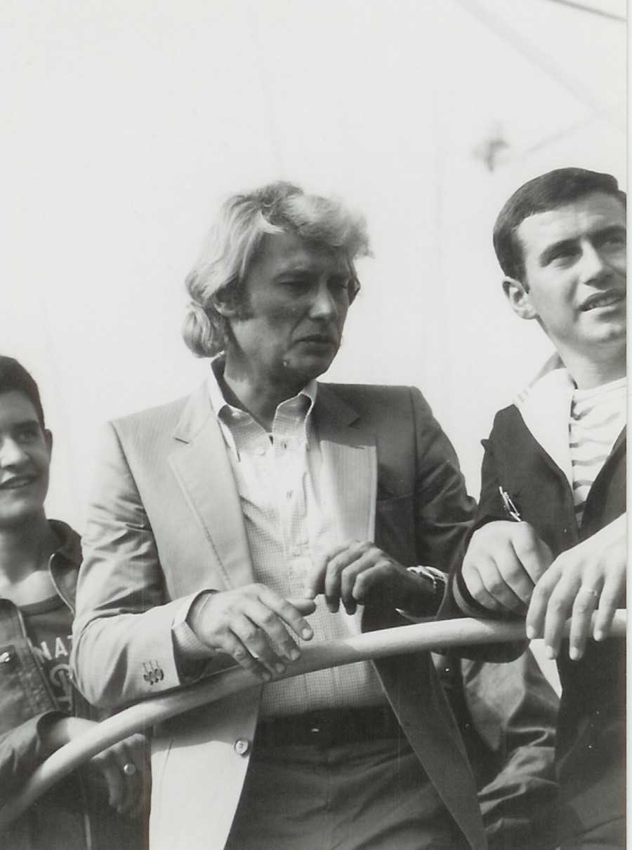 LES CONCERTS DE JOHNNY 'PORTE-AVIONS ''FOCH'', TOULON 1979' Numyri11