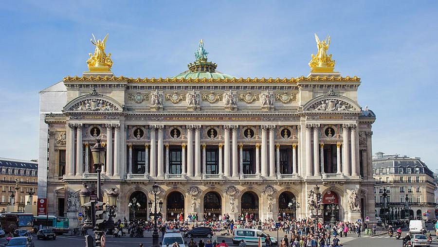 LES CONCERTS DE JOHNNY 'OPERA GARNIER, PARIS 2016' Paris_14