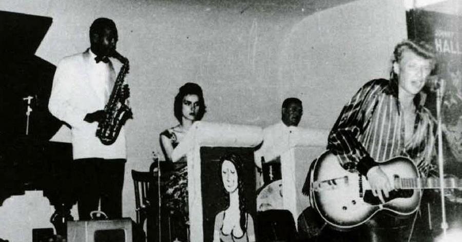LES CONCERTS DE JOHNNY 'MIGENNES 1960' Photo-17