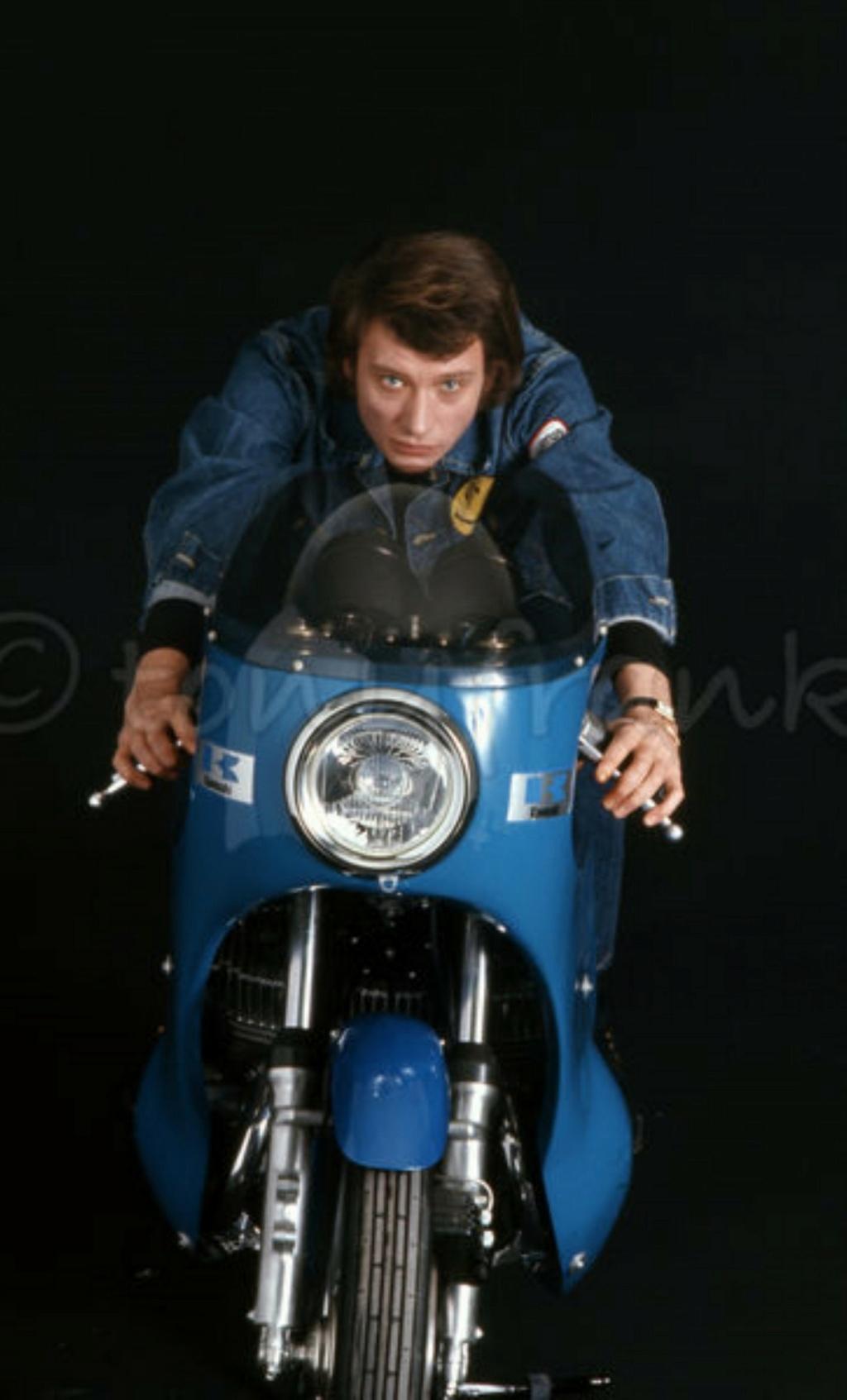 KAWASAKI 750 H2 MATCH IV DE JOHNNY HALLYDAY ( 1972 ) Pict_m30