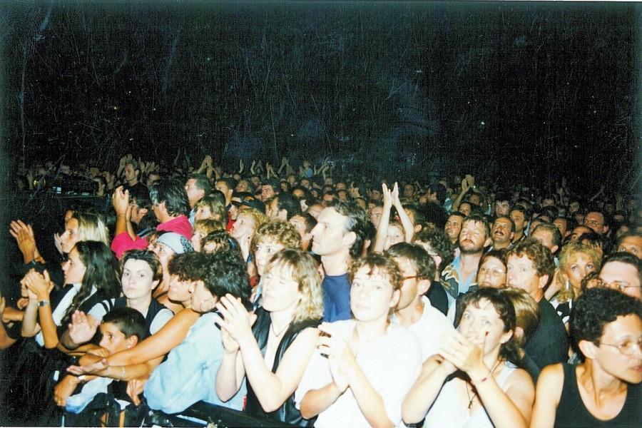 LES CONCERTS DE JOHNNY 'DIGOIN 1996' Plusie14