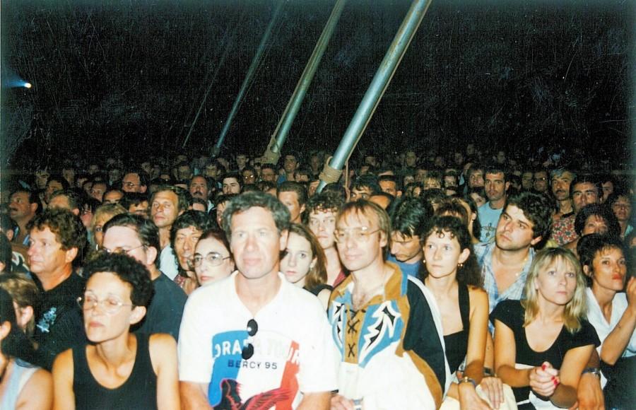 LES CONCERTS DE JOHNNY 'DIGOIN 1996' Plusie17