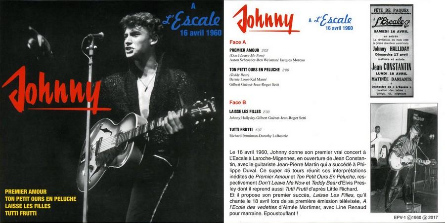 LES CONCERTS DE JOHNNY 'MIGENNES 1960' R-108410