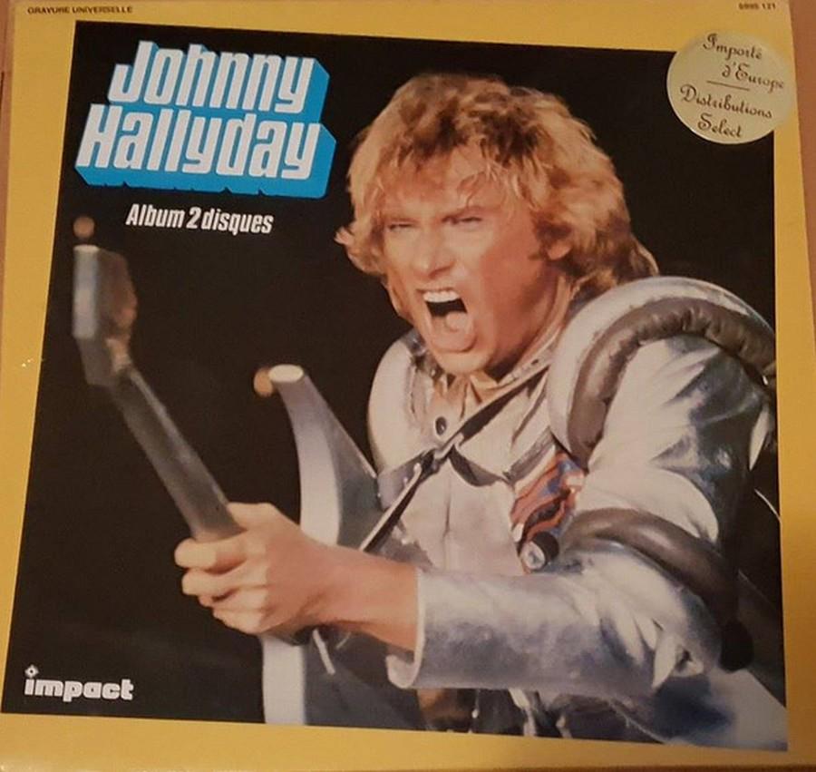 33 TOURS ALBUM 2 DISQUES IMPACT ( Toute les éditions )( 1980-1983 ) R-985710