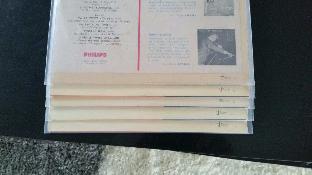 RETIENS LA NUIT ( 25cm )( TOUTE LES EDITIONS )( 1962-2003 ) Retien13