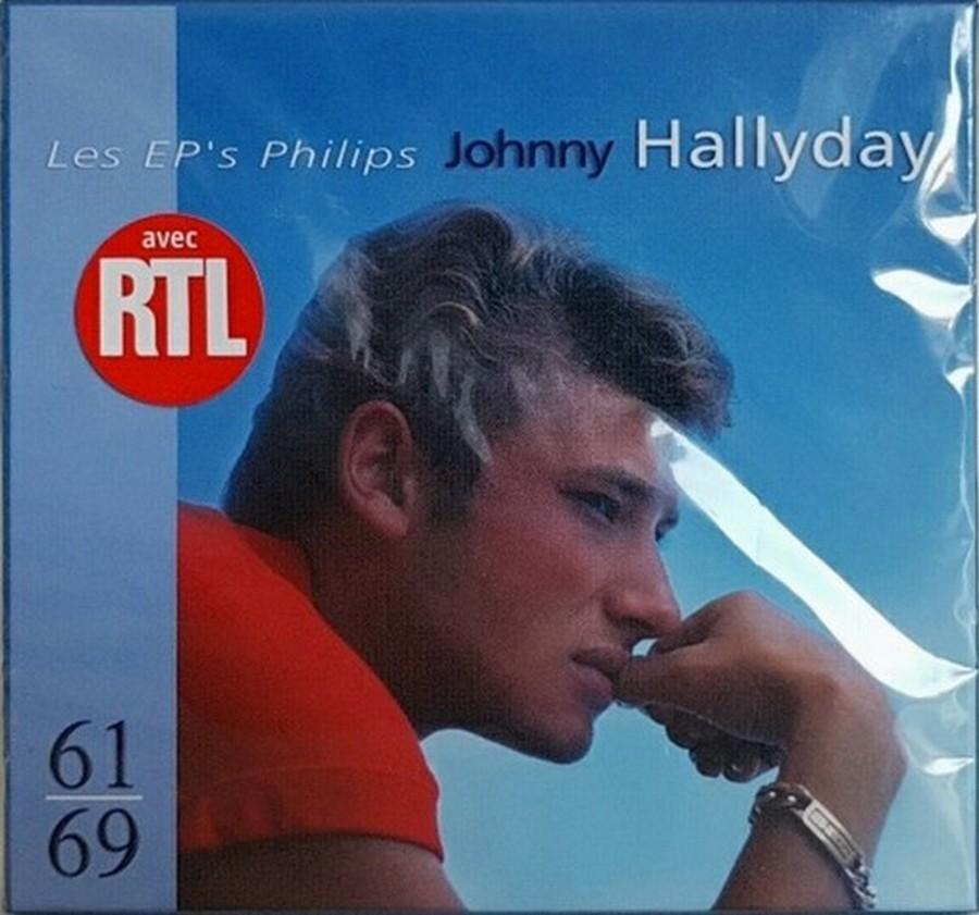 COFFRET 40 CD 1961-1969 ( REEDITION DES 40 EP )( 2001 ) S-l16027